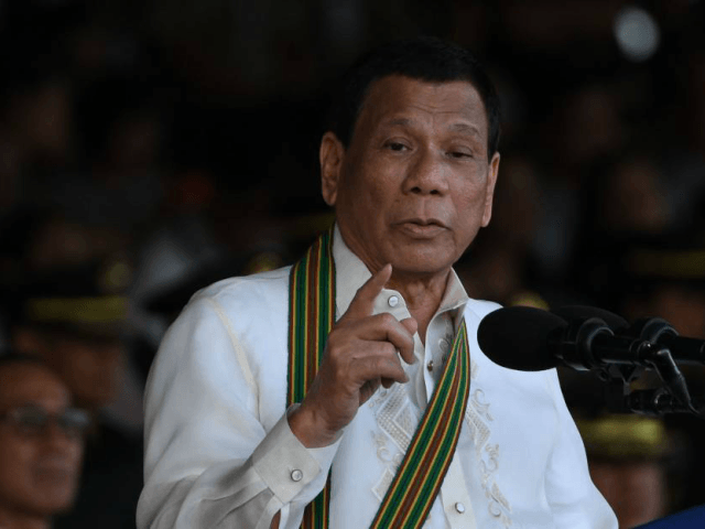 Duterte Considers Sending Frigate Warship to Rescue Filipino Captives in Libya