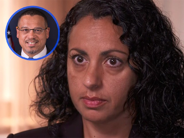 Accuser Karen Monahan: Keith Ellison Asked Me to Stop Hinting at Alleged Abuse