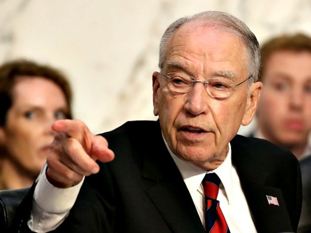 Grassley: Kavanaugh Might Be 'Most Qualified Nominee I Have Seen'