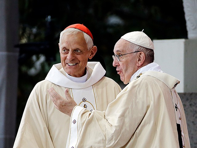 Nearly 80,000 Sign Petition Urging Pope Francis to Remove Cardinal Wuerl
