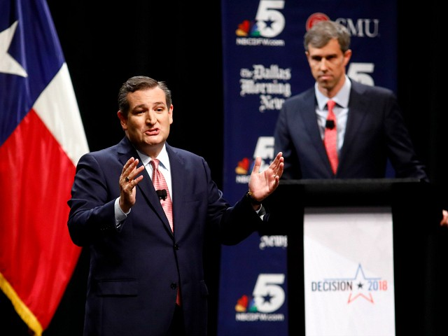 Ted Cruz: Beto O'Rourke Voted 67 Times to Keep Obamacare