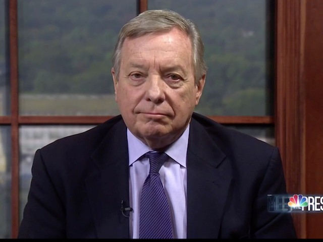 Durbin: Obama Had 8 Years Without a Major Scandal