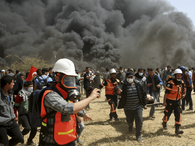 Hamas Plots More Border Riots Targeting Israelis