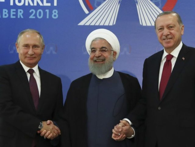World View: Turkey Fails to Prevent Russia and Iran Mass Slaughter in Idlib, Syria