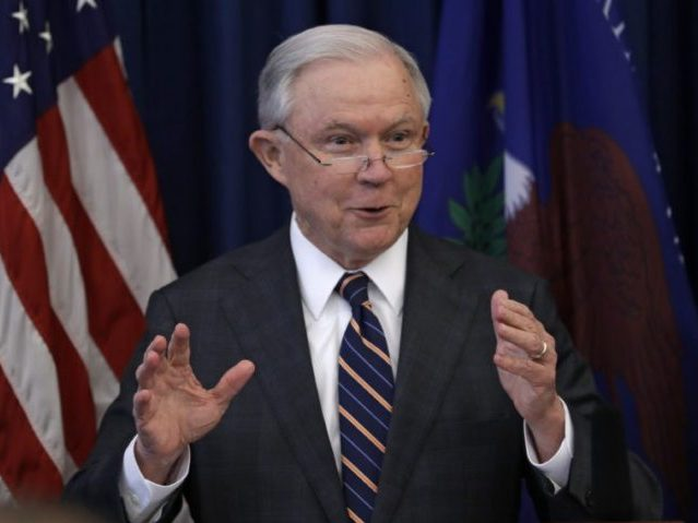 Jeff Sessions 'Exploring Potential Investigation' of Google, Facebook, Twitter