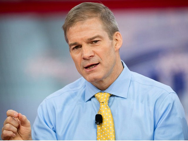 Jim Jordan: Vote for Border Wall and Immigration Reforms Before Election
