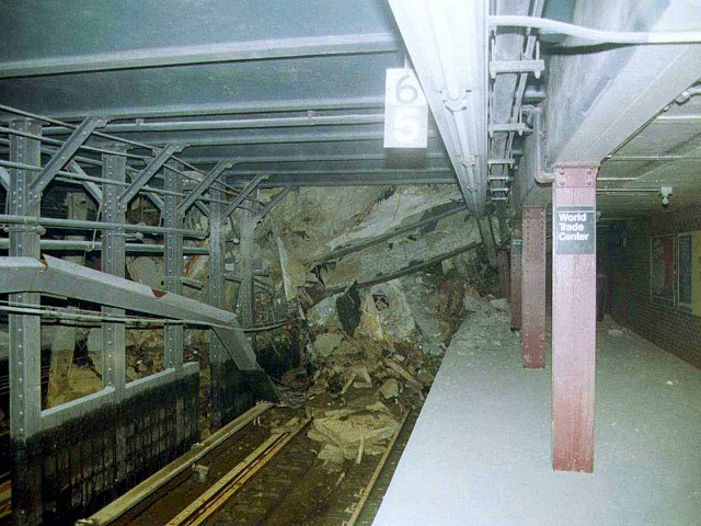 World Trade Center Subway Station Destroyed on 9/11 Re-Opens 17 Years Later