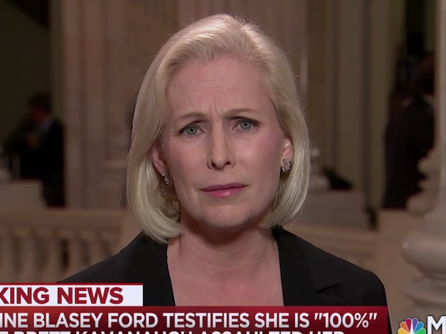 Gillibrand: 'I Was Really Offended' by How Kavanaugh 'Spoke to Senators'