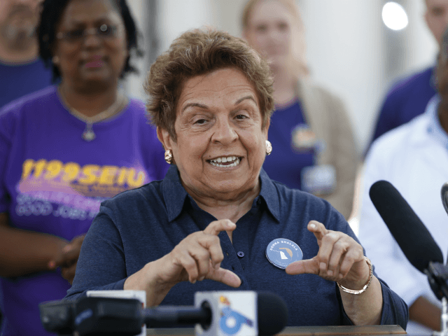 Donna Shalala Losing Steam in FL Congressional Race Democrats Thought Was Theirs