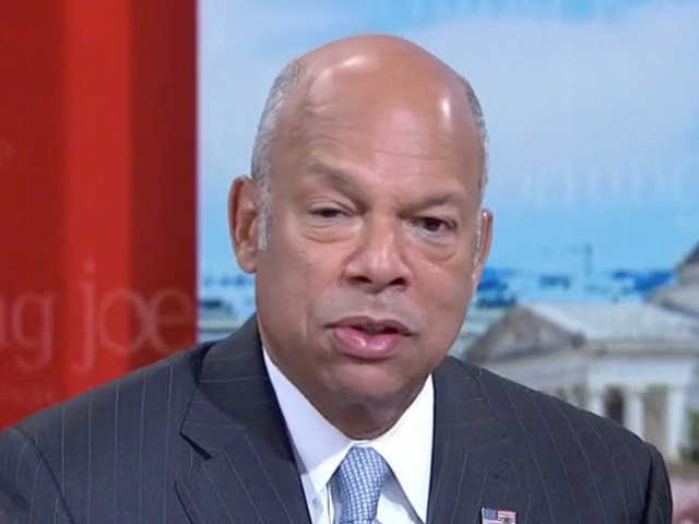 Jeh Johnson: 'I Do Worry' Cooperation with the Muslim Community Is 'Weaker' Because of Trump Admin Rhetoric