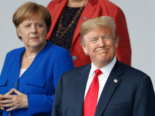 Merkel Fights for Globalism, Warns Trump Against 'Destroying' the United Nations