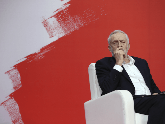 Ex-Racial Equalities Chief Brands Jeremy Corbyn 'an anti-Semite and a Racist'