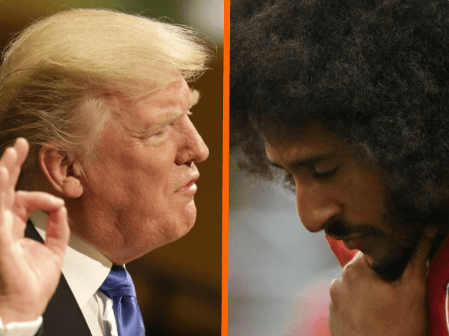 Donald Trump: Nike Getting 'Killed' After Colin Kaepernick Ad Campaign