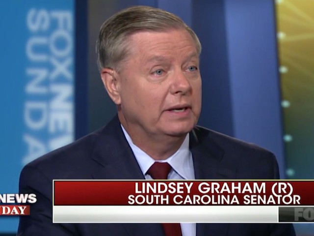 Lindsey Graham Defends Meghan McCain -- 'She's grieving'
