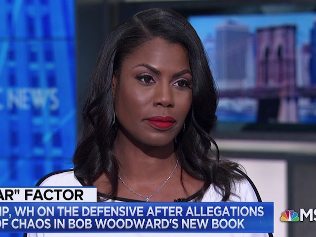 Omarosa: WH 'Senior Staff,' 'Family Members' Would Use '#TFA' in Texts Referring to 25th Amendment