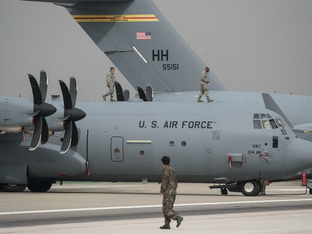 U.S. Air Force 'Too Small for What the Nation Is Asking Us to Do'