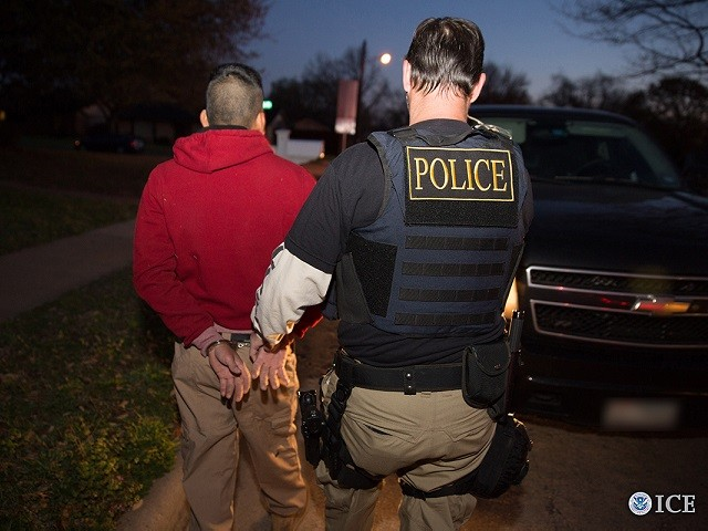 ICE Arrests 40 Illegal Aliens in New England, Including Guatemalan Accused of Strangling Pregnant Woman