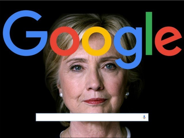Revolving Door: Dozens of Clinton Staffers Hired by Google — and Vice-Versa