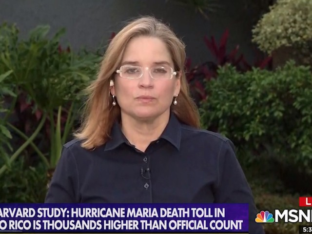 San Juan Mayor: 'Vain' Trump Calling Puerto Rico Hurricane Response a Success Is 'Despicable'