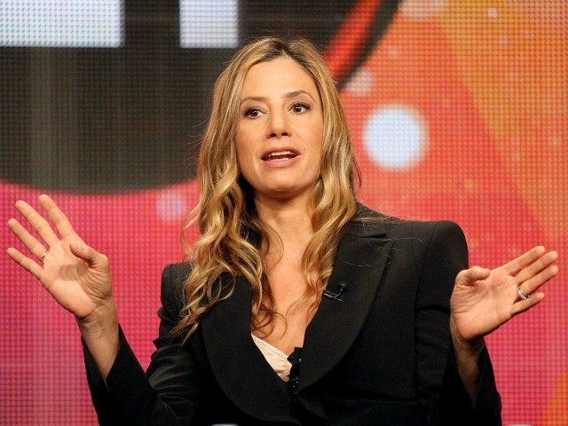 Actress Mira Sorvino Doubles Down After Saying America Needs a 'Revolution'