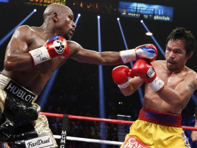 Mayweather Says Pacquiao Rematch on Cards This Year
