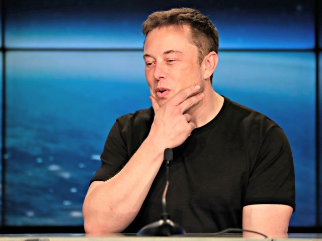 Elon Musk Says Thailand Rescue Diver Has 'Child Bride' (His Girlfriend Is 40)