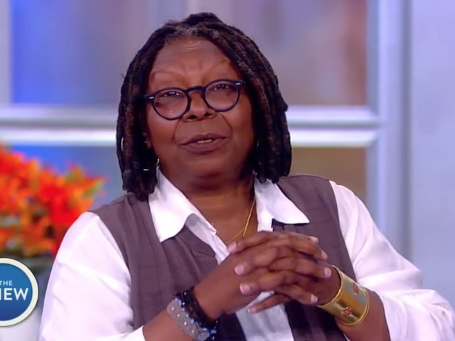 Whoopi Goldberg: Trump's 'Nasty' Tweet About Ford So 'Dense' It Is 'Freaky'