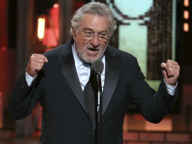 Robert De Niro Rallies Voters at the Global Citizen Festival to 'Fire Our Leaders'