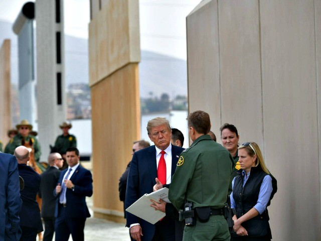 Business-First GOP Prepares Post-Election Border-Wall Trap for Trump