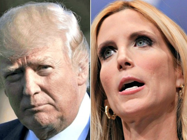 Ann Coulter to Trump: 'Bring Our Troops Home, Put Them on the Border'