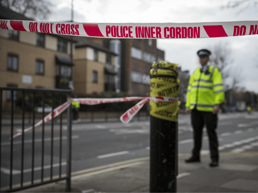 East London: Woman Shot in Stomach Near Deadly 'Suspicious' Fire