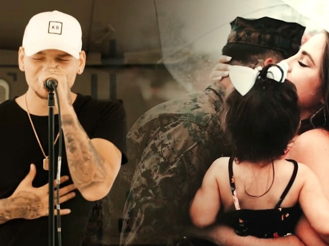 Watch: Country Singer Kane Brown Reunites Military Families in Emotional 'Homesick' Music Video