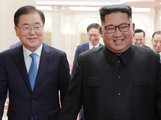 South Korea Wants to End the Korean War by the End of the Year