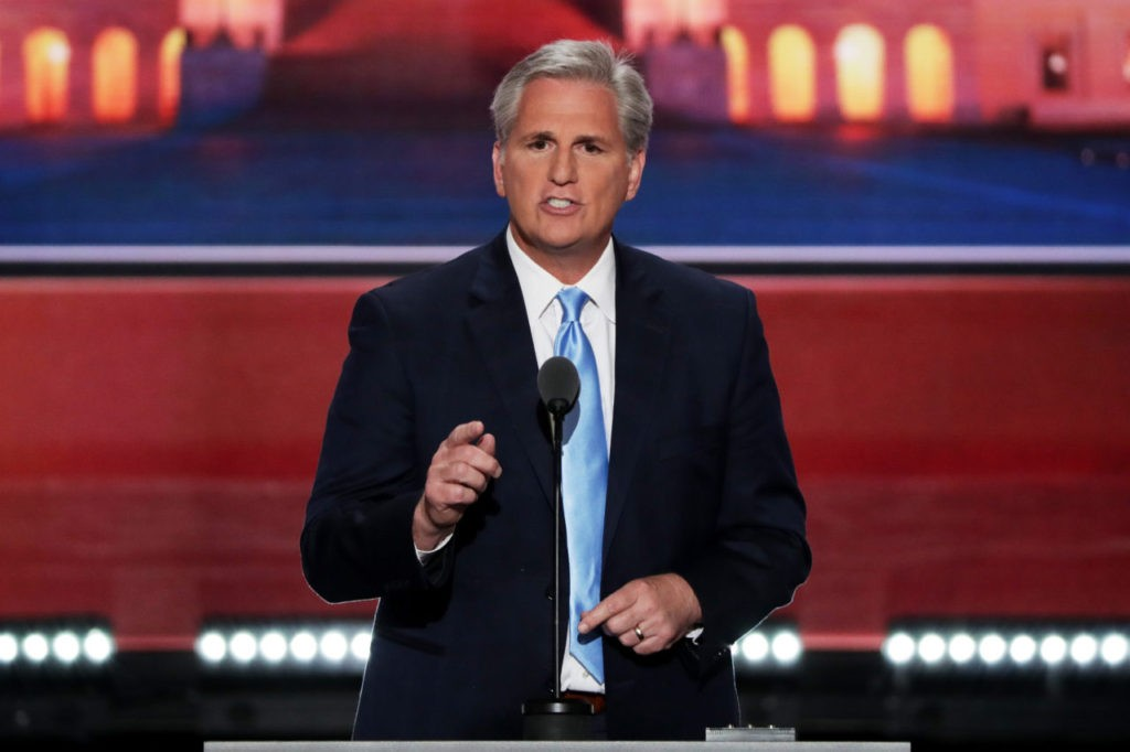Kevin McCarthy: 'It's Time for Google to Answer Some Questions'