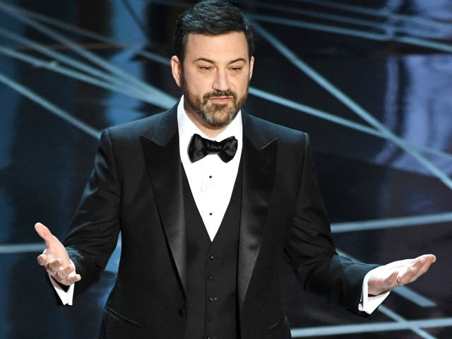 Jimmy Kimmel at Democrat Fundraiser: 'Nothing More Important than Taking Back Control of this Country' (Video)