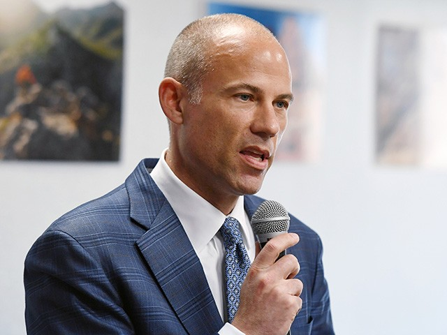 Michael Avenatti Won't Specify Whether His Client Is Accusing Kavanaugh of Rape