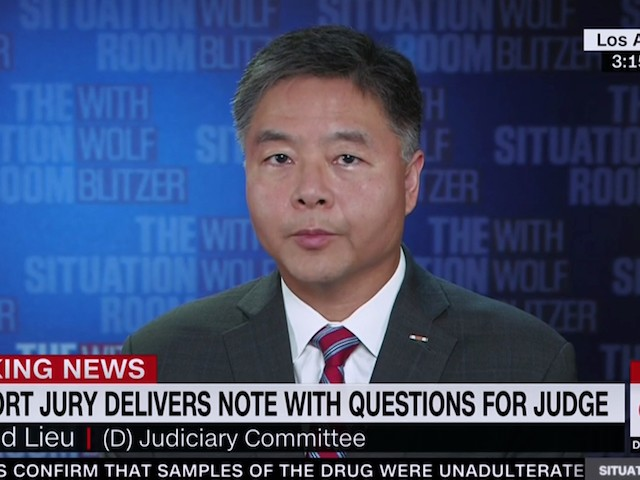 Dem Rep Lieu: Trump Is 'Scared' of What's in the Steele Dossier