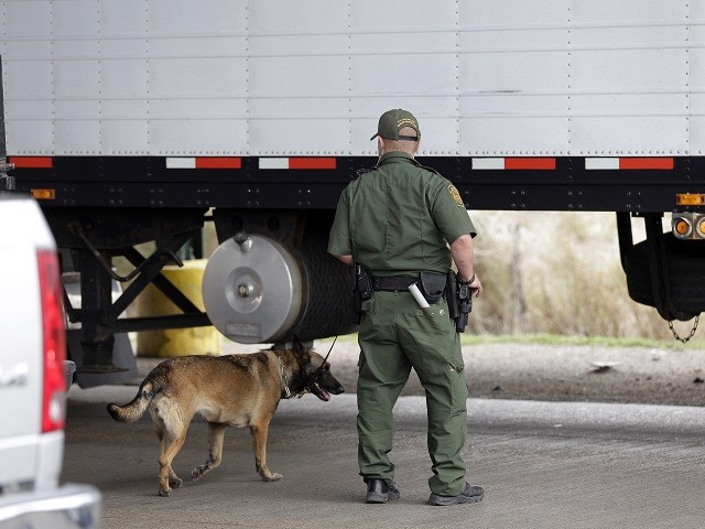 47 Migrants Found in Tractor-Trailer After Border Patrol Chase