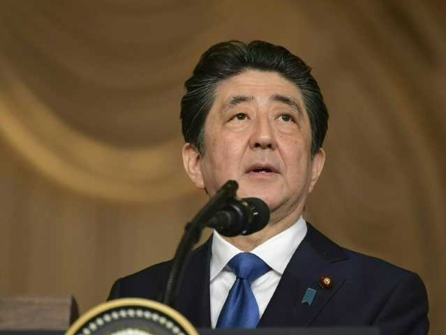 Prime Minister Shinzo Abe of Japan Wins Crucial Election