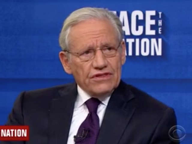 Woodward: 'Some of the Things Trump Did and Does Jeopardize the Real National Security'