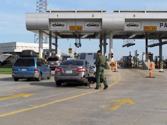 Human Smugglers Arrested at California Checkpoints Increase This Year by 200%