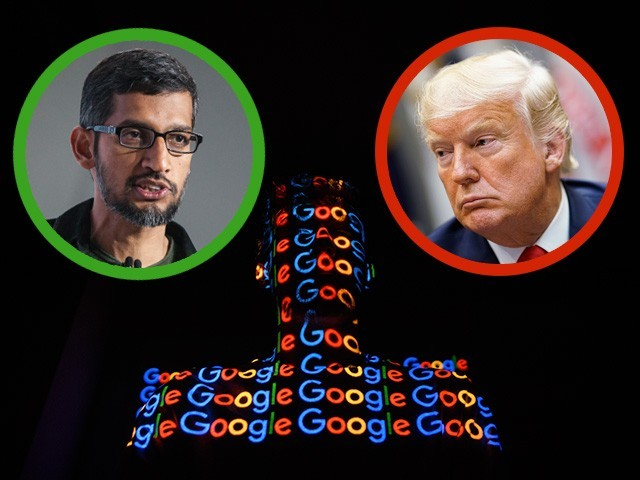 Flashback: 5 Times Google Displayed Political Bias