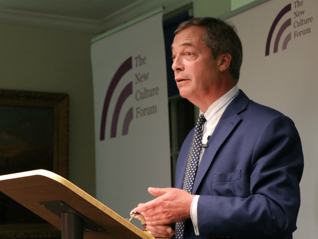 Future of Political Discourse at Stake: Farage Calls for Social Media 'Bill of Rights' to End Bias