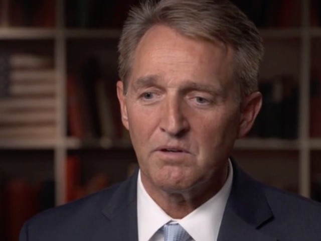 Flake: Kavanaugh Interaction with Senators 'Seemed Partisan,' 'Too Sharp'