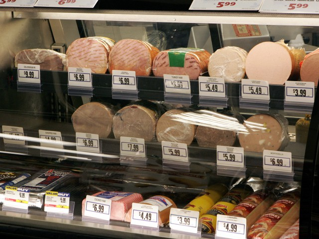 Grocery Store Employee Accused of Eating $9,000 Worth of Deli Meat