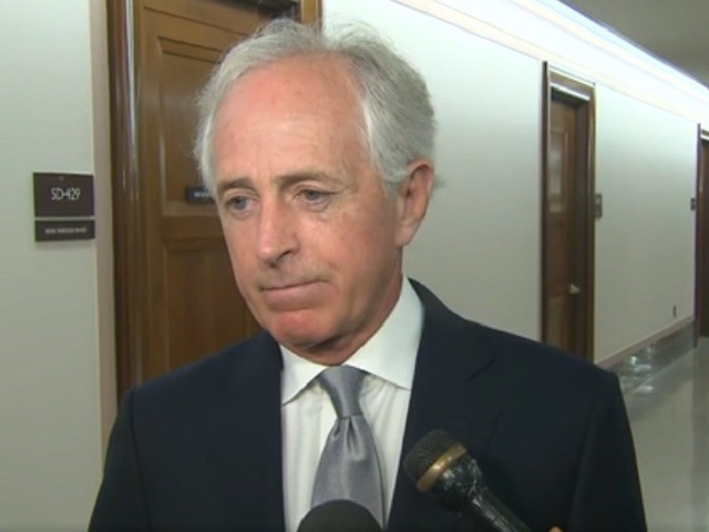 Corker: 'Who Wouldn't' Write Anonymous NYT Op-Ed Against Trump?