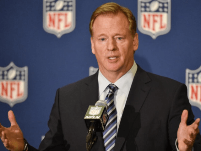 NFL Commissioner Roger Goodell Joins Players on Social Justice Issues