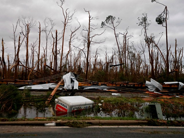 Hurricane Michael Is Third-Strongest at Landfall in Recorded U.S. History