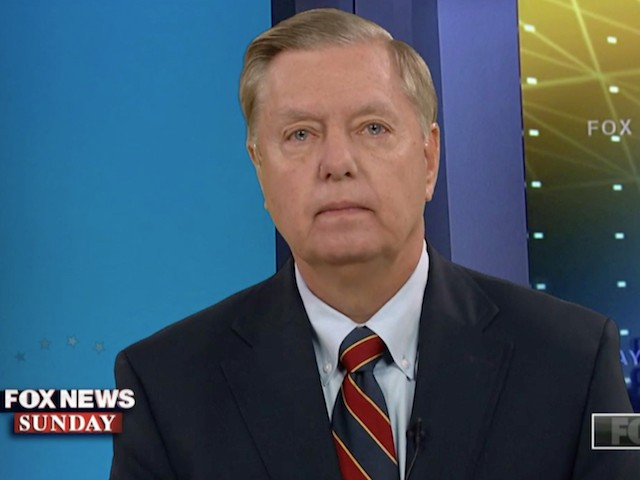 Graham: Kavanaugh 'the Slut Whore Drunk' of the Ford Story