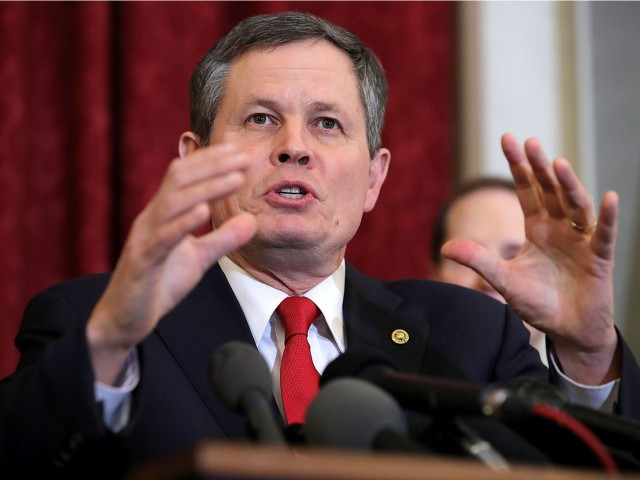 Republican Steve Daines to Attend Daughter's Weekend Wedding Despite Potential Kavanaugh Vote